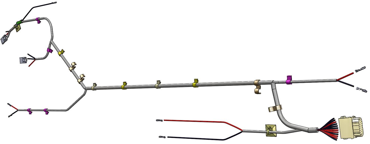 utbredning solidworks electrical