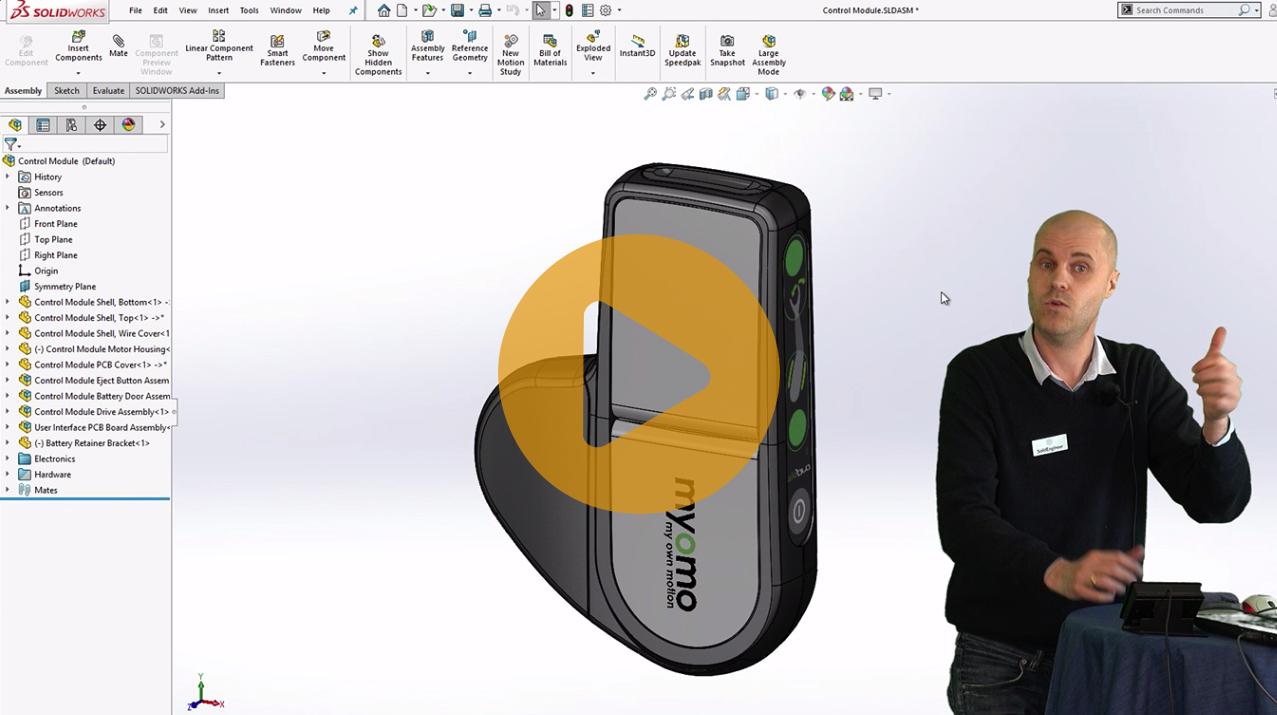 Startvideo-inventor